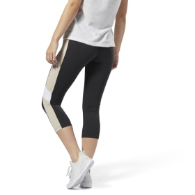 Lux 3/4 Legging - Color Block