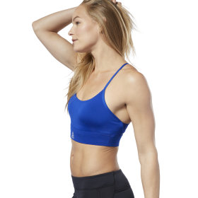 Workout Ready Low-Impact Padded Bra