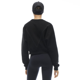 VB Cropped Sweatshirt