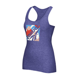Aztrek Double Tank Top