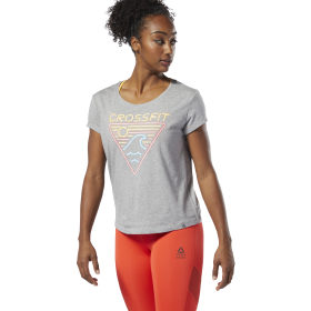 Reebok CrossFit® Neon Retro Easy Tee