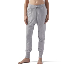 High Waisted cotton Jogger