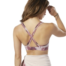 Yoga Hero Strappy Medium-Impact Bra