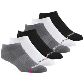 Women's Low-Cut Socks - 6pack