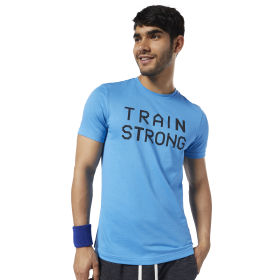 Playera Estampada Gs Train Strong