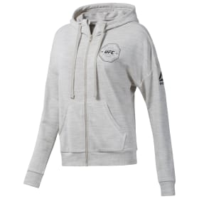 Sudadera UFC Full Zip