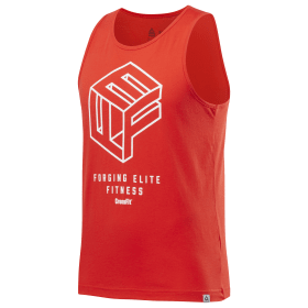 Reebok CrossFit® FEF Box Tank Top