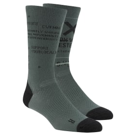Reebok CrossFit Men Engineered Crew Socks