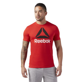 T-shirt QQR- Reebok Stacked