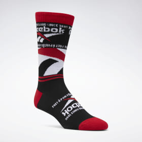 Classics Graphic Vector Crew Socks