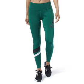 Workout Ready Big Logo Tights