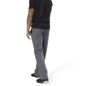 Training Essentials Fleece Open Hem Pant
