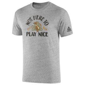 Not Here to Play Nice Tee
