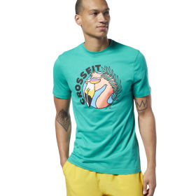 T-shirt Reebok CrossFit® Funky Flamingo