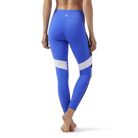 Reebok Lux Tights - Bloques de color