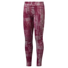 Girls Reebok Adventure Workout Ready Legging
