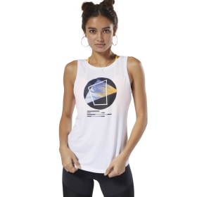 Yoga Graphic Tank Top