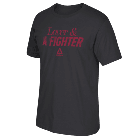 Lover & A Fighter Tee