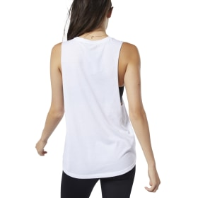 Graphic Series Moto Reebok Muscle Tank Top