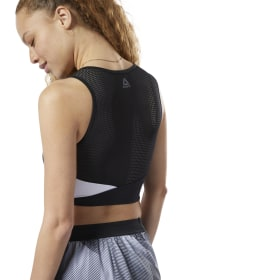 Crop top One Series Mesh