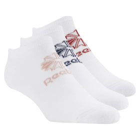 Classics Foundation Unisex No Show Socks – 3er-Pack