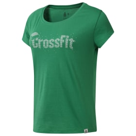 Reebok CrossFit Holiday Graphic Tee