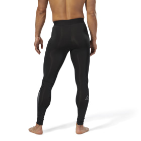 Jacquard Compression Tights