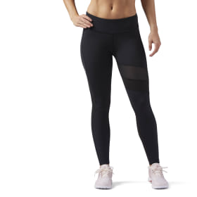 Mallas Ac Mesh Tight Black