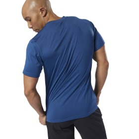 Workout Ready Graphic SMU Top