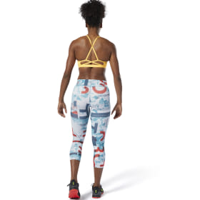 Legging 3/4 Reebok CrossFit® Lux Science