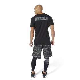 Remera Rc Mesh Move Tee