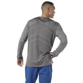 Reebok Combat Thermowarm Long Sleeve Tee