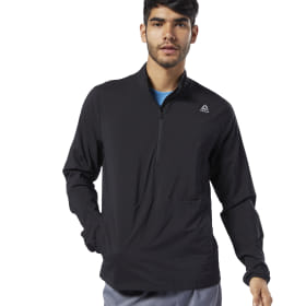 Veste coupe-vent en toile Running Essentials