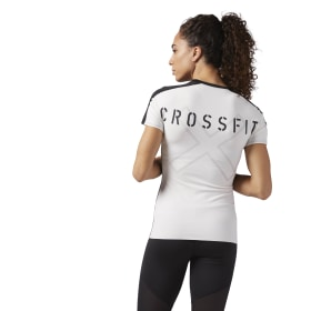 T-shirt Reebok Crossfit Paddle
