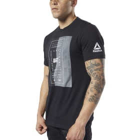 Playera Estampada Ufc Fg Text