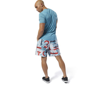 Short imprimé Reebok CrossFit® Speed