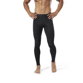 WOR Big Logo Compression Tights