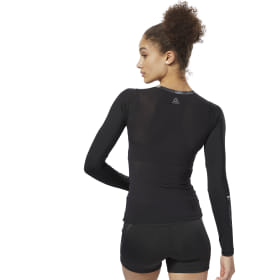 T-shirt de compression Combat LS