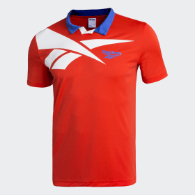 Polera con cuello Chile Fan Tee
