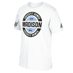 CrossFit® Games Madison Oval Tee