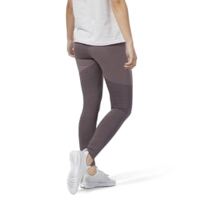 Training Essentials Colour Block Marble Leggings