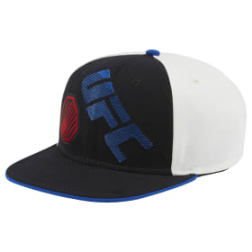 UFC Ultimate Fan Flat Brim Snapback Hat
