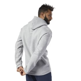 Workout Ready Fleece Hoodie