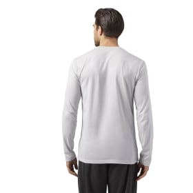 Reebok CrossFit Stripes LS T-Shirt