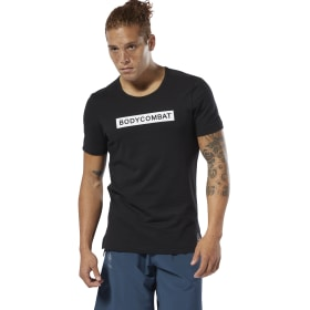 Camiseta LES MILLS BODYCOMBAT® Performance