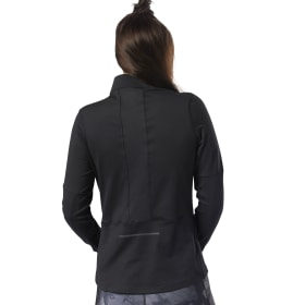 Run 1/4 Zip Top