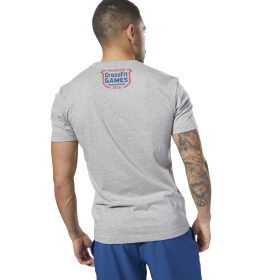 Reebok CrossFit 'Fittest on Earth' Tee
