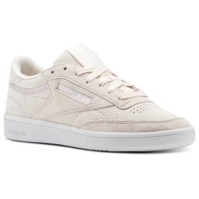 20e1e0fb470 Reebok Club C 85 Trim Nubuck ...