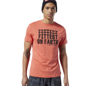 Reebok CrossFit® Fittest On Earth Tee