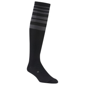 Reebok Delta Knee High Compression Sock - 1 Pack